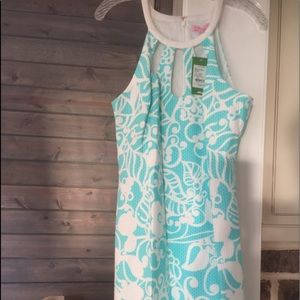 Lilly Pulitzer Shorely Blue dress